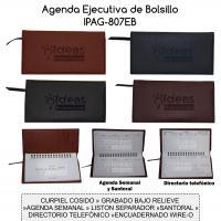 Agenda Ejecutiva de Bolsillo
